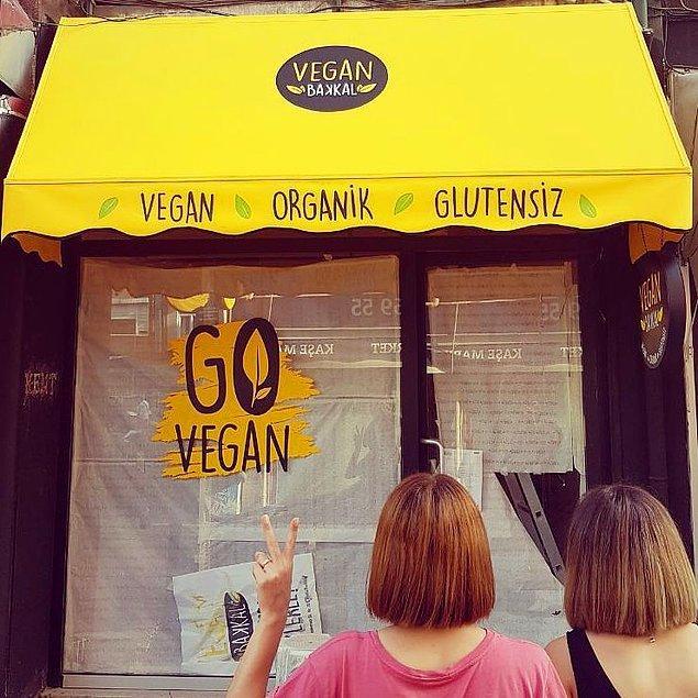 10. Vegan Bakkal