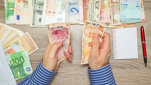 2. Hesabına para yatırıldığında ilk yaptığın ne oluyor?