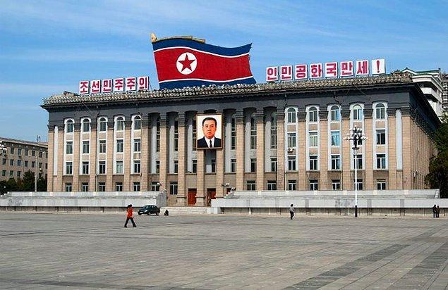 1. 39. Oda - Pyongyang, Kuzey Kore
