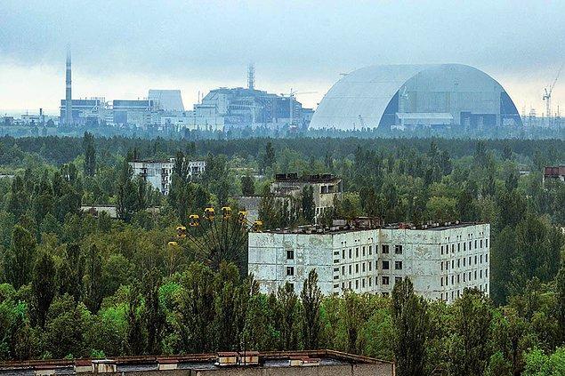6. Pripyat - Ukrayna