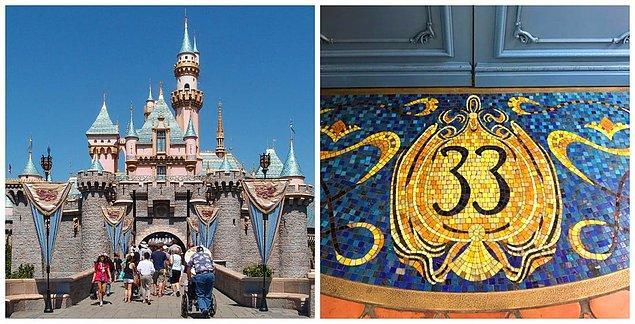14. Club 33 - Disneyland, New Orleans, ABD