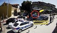 Ankara Büyükşehir Belediyesi, ANFA Görevlisinin Vekil Aracıyla Yaralandığı Görüntüleri Paylaştı