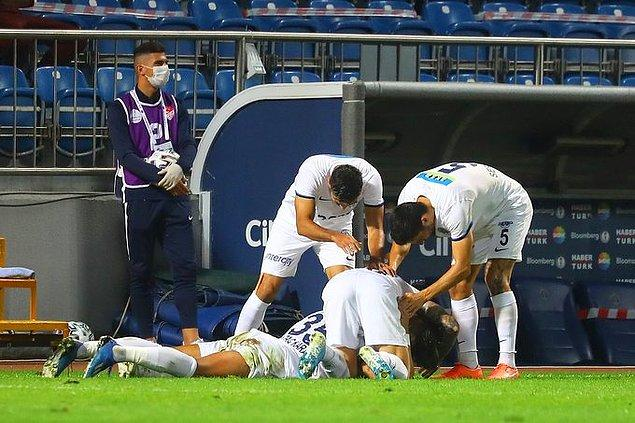 2. yarıda başka gol sesi çıkmadı ve Kasımpaşa 1-0'lık skorla maçı kazandı.