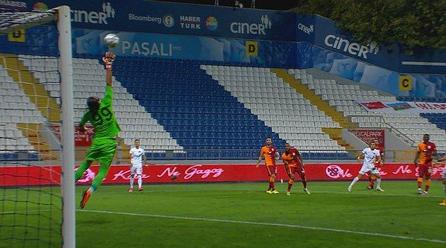 Bu sezon ilk yenilgisini alan Galatasaray 7 puanda kaldı. Kasımpaşa ise puanını 6'ya yükseltti.