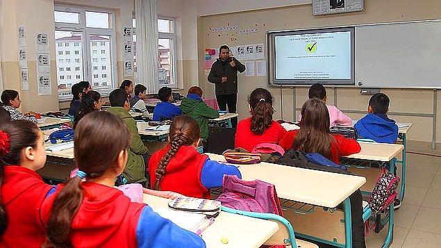 3. 2020'de Şanlıurfa'da 86 bin öğrencinin okulu bırakması...