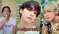 Günden Güne Hayran Kitlesini İkiye Katlayan K-Pop Yıldızları Trendlerden Düşmüyor! BTS Grubunun Yakışıklı Üyesi Kim TaeHyung Kimdir