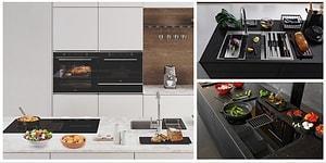 """Mutfağınızı Tam Bir Yaratıcılık Ortamına Dönüştürerek Hayatınızı Kolaylaştıracak Teknolojiler Sunan """"Franke Türkiye"""""""