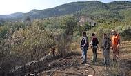 Hatay'da Yangınla Mücadele Eden Köylüler: Korkudan Gözümüze Uyku Girmedi