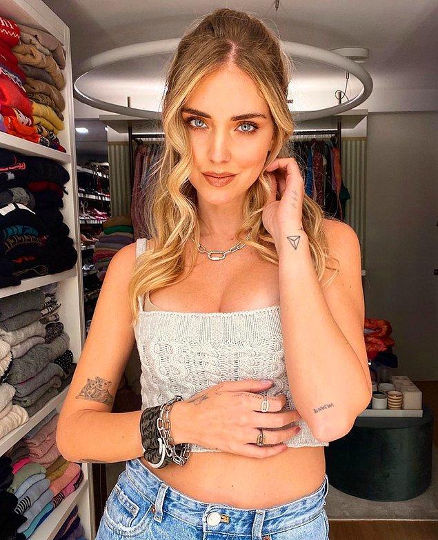 Tasarımcı ve model Chiara Ferragni, hepimizin büyük bir ilgiyle takip ettiği birisi biliyorsunuz ki...Özellikle Instagram hesabıyla birlikte tüm dünyaya adını duyurdu diyebiliriz.