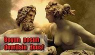 Aşk, Entrika, İhanet! Yunan Tanrılarının Günümüz Magazin Olaylarını Bile Sollayacak Konuşmaları