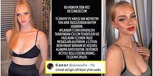 Kanımız Dondu! Türk Erkekleri Tarafından Taciz Edilmeye Daha Fazla Dayanamayan Sheyenne Shea İsyan Etti