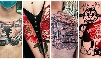 Görünce Aşka Gelerek Soluğu Dövme Stüdyosunda Almak İsteyeceğiniz 25 Nefis Dövme Çalışması
