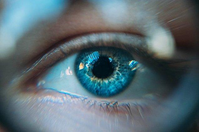5. İnsan vücudunda doğumdan ölüme kadar değişmeyen tek yer gözdür. Büyümezler ve hep aynı kalırlar.