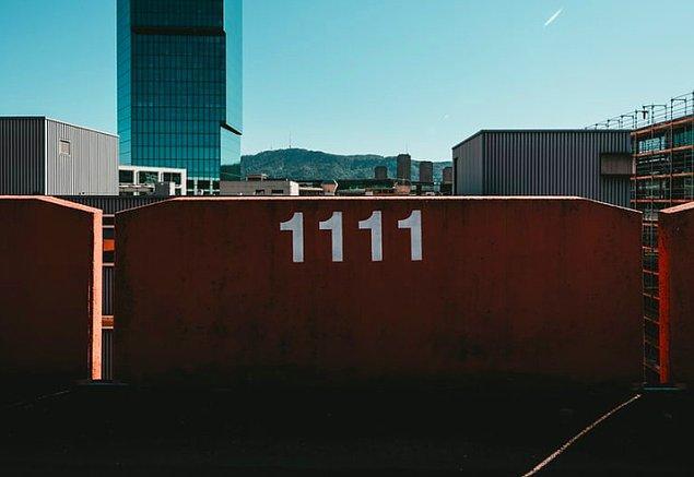 11. 2222 yılı, 1111 yılından beri aynı 4 rakama sahip ilk yıl olacak.
