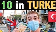 İyisin Tabii! Sadece 10 Dolara Türkiye'de Krallar Gibi Takılan Gezgin YouTuber
