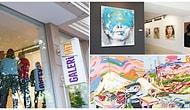 """Çağdaş Türk ve Dünya Sanatını Sergileyerek Sanatçıların ve Gençlerin Uğrak Noktası Haline Gelen""""Galeri/Miz"""""""