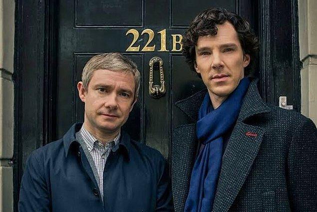 6. Sherlock (2010-2017)