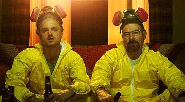 7. Breaking Bad (2008-2013)