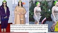 Ünlü Şarkıcı Billie Eilish İlk Kez Dar Kıyafetlerle Görüntülendi, Acımasız Eleştirilerin Gecikmemesi Sevenlerini Kızdırdı