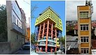 Ne Düşünülerek Yapıldığını Asla Öğrenemeyeceğimiz Tamamen Türk Yapımı Olan 18 İlginç Bina