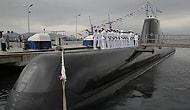 'Görünmez' Denilen Yunan Denizaltılarını TSK'nın İzlediği Ortaya Çıktı