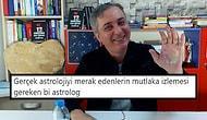 Anlattıklarını Aynı Zamanda Yaşayan Astrolog Barbaros Kozan'ı Dinlerken 'Bu Zamana Kadar Nasıl Keşfetmemişim' Diyeceksiniz