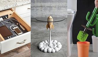 Modern Olarak Dizayn Edilmiş Birbirinden Etkileyici ve Kullanışlı 21 Tasarım Harikası Ürün