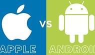 Hiç Bitmeyen Tartışmalardan: Android vs. Apple