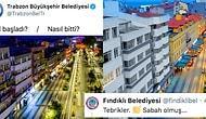 'Nasıl Başladı, Nasıl Bitti' Akımına Katılan Trabzon Büyükşehir Belediyesi'nin Anlaşılmayan Paylaşımına Yapılan Güldüren Yorumlar
