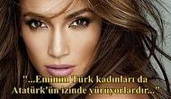 Asıl Şimdi As Bayrakları! Atatürk Sevgisini Göğsünü Gere Gere Yaşayan Yabancı Ünlüler