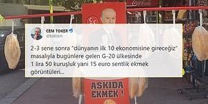 MHP'nin Başlattığı 'Askıda Ekmek' Uygulamasına Sosyal Medyadan Tepkiler