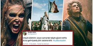 Tarihi Yapım Diziseverler İçin Fransız İhtilaline Bambaşka Bakış Kazandıran Netflix'in Yeni Dizisi: 'La Revolution'