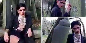 Karacaahmet Mezarlığı'nda Klip Çeken İki Genç Hakkında 1.5 Yıla Kadar Hapis İstendi