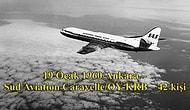 Bir Daha Asla Yaşanmaması Dileğiyle! Türkiye Tarihinin En Büyük Uçak Kazaları