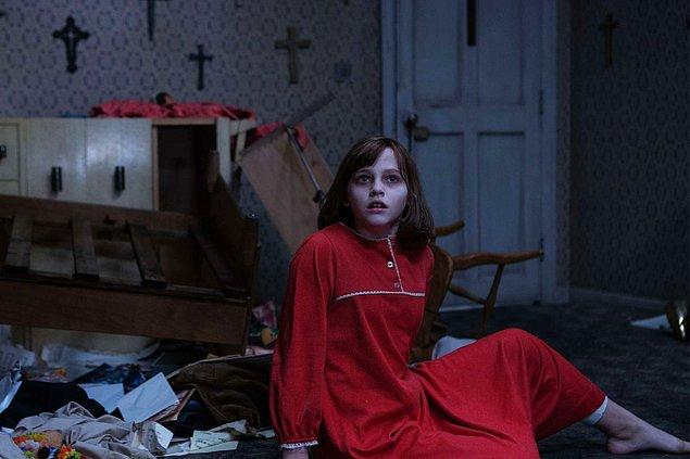 7. The Conjuring 2 (2016) - 120 bpm