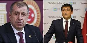 İYİ Partili Ümit Özdağ Partisinin İl Başkanı Buğra Kavuncu'ya FETÖ'cü Dedi: 'Bu İftiralarla Hesaplaşacağım'
