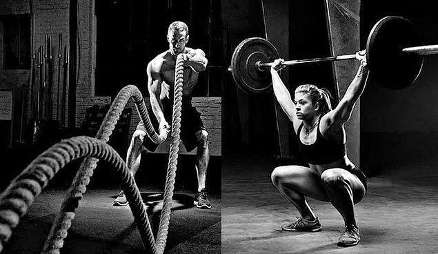 Sıkı bir egzersiz yapmak yerine hem korkularınızla yüzleşip hem de zinde kalabilirsiniz.
