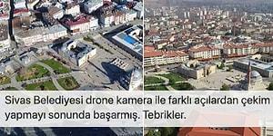 Sivas Belediyesi'nin Yaptığı 'Nasıl Başladı? / Nasıl Bitti?' Paylaşımı Kafaları Karıştırdı