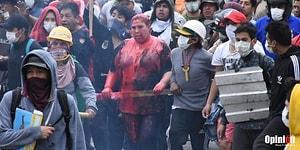 Darbeciler Tarafından Sokak Ortasında İşkence Edilen  Patricia Arce'nin Mecliste Seçilme Hikayesi