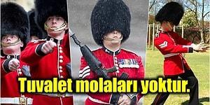 Ciddi Bakışları ile Hepimize Kıt'a Dur Yaptıracak Kraliçe Muhafızlarının Uymak Zorunda Olduğu Kurallar