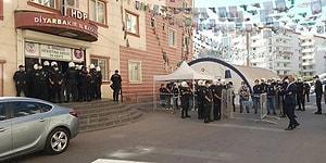 Parti Binalarında Arama Yapılmıştı: HDP Diyarbakır İl Başkanları Gözaltına Alındı