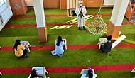 MEB'in Yapamadığını Cami İmamı Yaptı:  İnternet Bağlatıp Camiyi Sınıfa Çevirdi