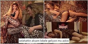 Kylie Jenner'ın Yeni Makyaj Koleksiyonu İçin Verdiği Aşırı Doz Leoparlı Pozlar Goygoycuların Diline Fena Düştü
