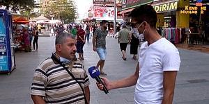 'Elhamdulillah Ateistim' Diyen Vatandaş 'Erdoğan Vatan Hainliğinden Yargılanmalı' Dedi ve Ekledi: 'Böyle Saça Böyle Tarak, Böyle Millete Böyle Albayrak'