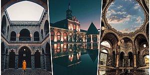Sayısız Medeniyete Ev Sahipliği Yapmış Diyarbakır'da Görebileceğiniz 18 Eşsiz Tarihi Yapı