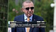 Cumhurbaşkanı Erdoğan, 'Medyamız Sesimizi Yansıtmıyor' Dediği Sırada TRT'nin Ekranında Çıkan Yazı: 'Öööööööiiiiiillllll'