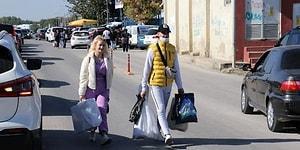 Ekonomimiz Uçuyor muydu? Türk Lirası Leva Karşısında Eridi, Bulgarlar Edirne'ye Akın Etti
