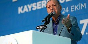 Erdoğan: 'Macron'un Zihinsel Tedaviye İhtiyacı Var, İkide Bir Erdoğan'la Uğraşıyor'