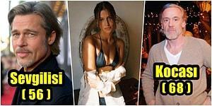 Bir Onunla Bir Bununla! Brat Pitt'in Evli Sevgilisi Nicole Poturalski'nin Kocası Roland Mary ile Açık İlişki Yaşadığı Ortaya Çıktı