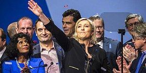 Marine Le Pen 'Bir İdeoloji ile Savaşıyoruz' Dedi ve Ekledi: 'Türban Yasaklansın'